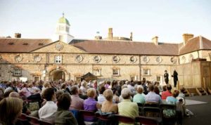 Shakespeare in the Castle Yard