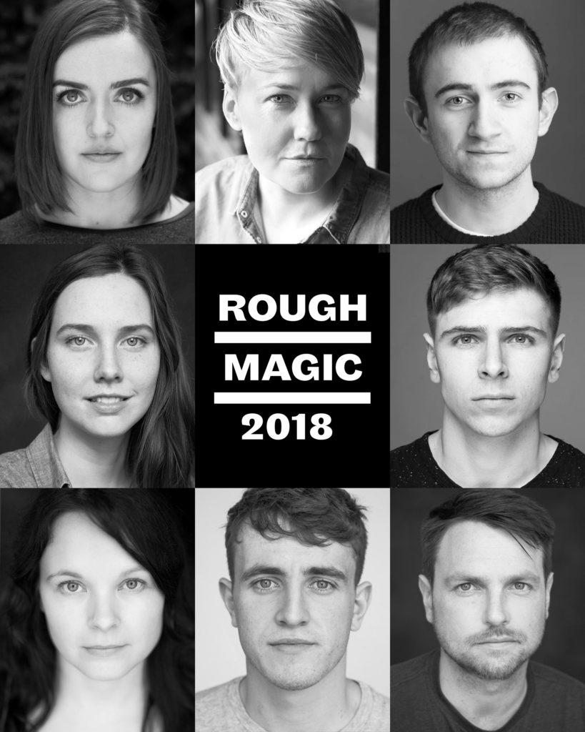Rough Magic Ensemble 2018