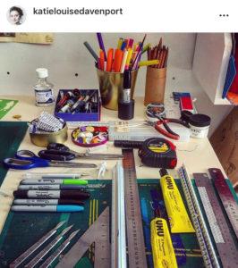 katie's studio